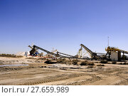 Купить «Site operating company saline Aigues-Mortes», фото № 27659989, снято 15 декабря 2018 г. (c) PantherMedia / Фотобанк Лори