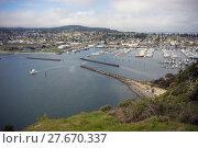 Купить «Cap Sante Marina Overlook Puget Sound Anacortes Washington», фото № 27670337, снято 27 марта 2019 г. (c) PantherMedia / Фотобанк Лори