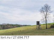Купить «landscape in spring», фото № 27694717, снято 20 июня 2019 г. (c) PantherMedia / Фотобанк Лори