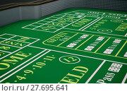 Купить «gambling, craps game», фото № 27695641, снято 23 июля 2019 г. (c) PantherMedia / Фотобанк Лори