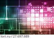 Купить «Systems Integration», фото № 27697689, снято 16 октября 2018 г. (c) PantherMedia / Фотобанк Лори
