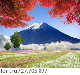Купить «imaging of beautiful landscape with nice nature color», фото № 27705897, снято 11 декабря 2018 г. (c) PantherMedia / Фотобанк Лори