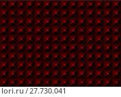 Купить «Red Pyramidal Seamless Texture», иллюстрация № 27730041 (c) PantherMedia / Фотобанк Лори