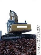 Купить «tool machine robot construction site», фото № 27739237, снято 24 марта 2019 г. (c) PantherMedia / Фотобанк Лори
