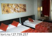 Купить «Interior of room in luxury Turkish hotel resort», фото № 27739257, снято 23 апреля 2019 г. (c) PantherMedia / Фотобанк Лори