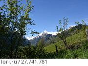 Купить «mountain valley national park hohe», фото № 27741781, снято 17 июня 2019 г. (c) PantherMedia / Фотобанк Лори