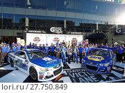 Купить «NASCAR: February 19 Daytona 500», фото № 27750849, снято 23 сентября 2018 г. (c) easy Fotostock / Фотобанк Лори