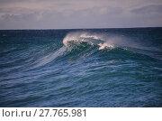 Купить «View of Storm Seascape», фото № 27765981, снято 18 июня 2019 г. (c) PantherMedia / Фотобанк Лори