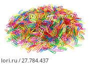 Купить «2000 paperclips exempted», фото № 27784437, снято 19 марта 2019 г. (c) PantherMedia / Фотобанк Лори
