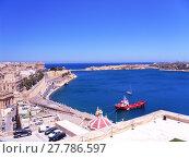 Купить «Nature of Malta, Mediterranean sea», фото № 27786597, снято 22 февраля 2019 г. (c) PantherMedia / Фотобанк Лори