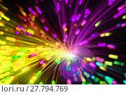Купить «A light-emitting diode or LED are small, durable and need little power.», фото № 27794769, снято 22 февраля 2018 г. (c) PantherMedia / Фотобанк Лори