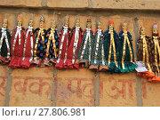 Купить «Rajasthani Dolls on Display», фото № 27806981, снято 24 мая 2018 г. (c) PantherMedia / Фотобанк Лори