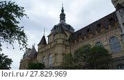 Купить «Very beautiful architecture of Budapest, Hungary», фото № 27829969, снято 27 марта 2019 г. (c) PantherMedia / Фотобанк Лори