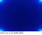 Купить «Blue teleport blast illustration background», фото № 27830505, снято 25 мая 2019 г. (c) PantherMedia / Фотобанк Лори