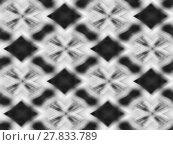 Купить «Diagonal black and white motion blur tracery abstract backdrop», фото № 27833789, снято 16 января 2019 г. (c) PantherMedia / Фотобанк Лори