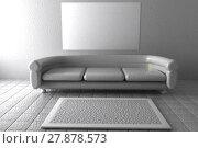 Купить «White sofa in white lobby», фото № 27878573, снято 26 февраля 2020 г. (c) PantherMedia / Фотобанк Лори