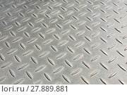 Купить «Shiny Metal Pattern», фото № 27889881, снято 22 июля 2018 г. (c) PantherMedia / Фотобанк Лори
