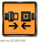 Купить «please fasten or buckle plate well», иллюстрация № 27910153 (c) PantherMedia / Фотобанк Лори