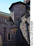 Купить «architecture inside the wartburg», фото № 27919569, снято 9 декабря 2018 г. (c) PantherMedia / Фотобанк Лори