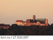 Купить «the wartburg in eisenach in thuringia», фото № 27920097, снято 9 декабря 2018 г. (c) PantherMedia / Фотобанк Лори