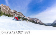 Купить «Winter on the Austrian mountain peaks», фото № 27921889, снято 25 апреля 2019 г. (c) PantherMedia / Фотобанк Лори