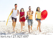 Купить «Let's go to the beach», фото № 27927697, снято 19 октября 2019 г. (c) PantherMedia / Фотобанк Лори