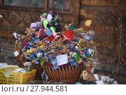 Масленица. Подарки к празднику. Стоковое фото, фотограф Борис Плеханов / Фотобанк Лори