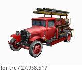 Купить «truck cart lorry firefighting handcart», фото № 27958517, снято 21 ноября 2018 г. (c) PantherMedia / Фотобанк Лори