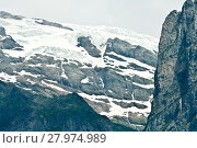 Купить «Summer in the Swiss mountains - Bernese Alps», фото № 27974989, снято 26 июня 2019 г. (c) PantherMedia / Фотобанк Лори