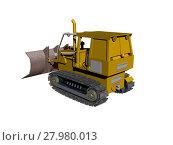Купить «bulldozer machines dredger baggerschaufel baustellenfahrzeug», фото № 27980013, снято 19 марта 2019 г. (c) PantherMedia / Фотобанк Лори