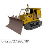 Купить «bulldozer machines dredger baggerschaufel baustellenfahrzeug», фото № 27980181, снято 19 марта 2019 г. (c) PantherMedia / Фотобанк Лори