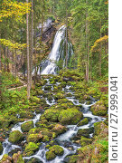 Купить «water waterfall austrians salzburg österreich», фото № 27999041, снято 23 мая 2019 г. (c) PantherMedia / Фотобанк Лори