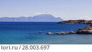 Купить «Nature Landscape of Holy Mountain Athos Greece», фото № 28003697, снято 19 марта 2019 г. (c) PantherMedia / Фотобанк Лори