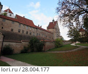 Купить «castle trausnitz», фото № 28004177, снято 23 марта 2019 г. (c) PantherMedia / Фотобанк Лори