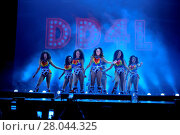 Купить «'Bring It! Live' tour featuring Miss D and her Dancing Dolls at James L Knight Center Featuring: Dancing Dolls Where: Miami, Florida, United States When: 01 Aug 2016 Credit: Johnny Louis/WENN.com», фото № 28044325, снято 1 августа 2016 г. (c) age Fotostock / Фотобанк Лори