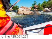 Купить «Rafting», фото № 28051261, снято 21 февраля 2018 г. (c) easy Fotostock / Фотобанк Лори