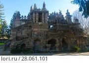 Купить «The Ideal Palace of the Chevalian Factor, Hauterives, France», фото № 28061101, снято 7 декабря 2017 г. (c) Яков Филимонов / Фотобанк Лори