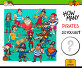 Купить «Counting pirates educational game for kids», фото № 28062905, снято 23 февраля 2018 г. (c) easy Fotostock / Фотобанк Лори