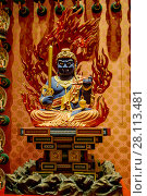 Купить «Сингапур. Храмовая утварь и буддистские реликвии храма Священного Зуба Будды», фото № 28113481, снято 27 ноября 2014 г. (c) Галина Савина / Фотобанк Лори