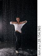 Купить «Modern dances.», фото № 28154965, снято 5 ноября 2010 г. (c) Мельников Дмитрий / Фотобанк Лори