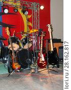 Two guitars. Стоковое фото, фотограф Павел Воробьев / Фотобанк Лори