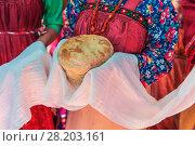 Russian old-fashioned wedding. Стоковое фото, фотограф Jan Jack Russo Media / Фотобанк Лори