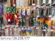 Купить «In fishing shop in Barcelona», фото № 28238177, снято 16 января 2018 г. (c) Яков Филимонов / Фотобанк Лори