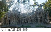 Купить «The Ideal Palace of the Chevalian Factor, Hauterives, France», фото № 28238189, снято 7 декабря 2017 г. (c) Яков Филимонов / Фотобанк Лори