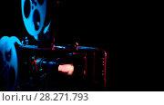 Купить «Фильм», видеоролик № 28271793, снято 13 апреля 2016 г. (c) юрий алейников / Фотобанк Лори