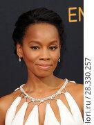 Купить «The 68th Annual Primetime Emmy Awards arrivals Featuring: Anika Noni Rose Where: Los Angeles, California, United States When: 19 Sep 2016 Credit: Apega/WENN.com», фото № 28330257, снято 19 сентября 2016 г. (c) age Fotostock / Фотобанк Лори