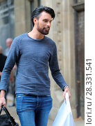 Купить «Rylan Clark outside ITV Studios Featuring: Rylan Clark Where: London, United Kingdom When: 19 Sep 2016 Credit: Rocky/WENN.com», фото № 28331541, снято 19 сентября 2016 г. (c) age Fotostock / Фотобанк Лори