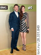 Купить «Chris Hardwick and Lydia Hearst attending the AMC Networks' 68th Primetime Emmy Awards After-Party Celebration at BOA Steakhouse in West Hollywood, California...», фото № 28331849, снято 18 сентября 2016 г. (c) age Fotostock / Фотобанк Лори