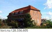 Купить «Архитектура Пруссии», фото № 28336605, снято 25 сентября 2016 г. (c) Ed_Z / Фотобанк Лори