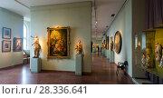 Купить «Hungarian National Gallery in Buda Castle», фото № 28336641, снято 29 октября 2017 г. (c) Яков Филимонов / Фотобанк Лори